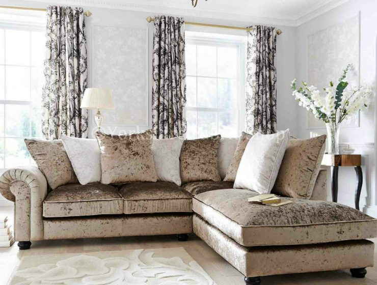 upholstery fabric How to Choose the Right Upholstery Fabric for Your Sofa How to Choose the right upholstery fabric to your modern sofa 3 740x560