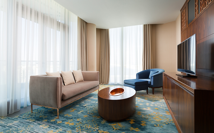 Upholstered Furniture: The Stunning Hilton Astana Hotel Design upholstered furniture Upholstered Furniture: The Stunning Hilton Astana Hotel Design Upholstered Furniture The Stunning Hilton Astana Hotel Design 5