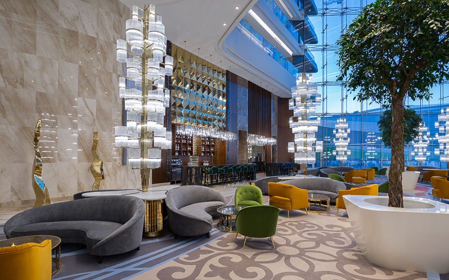 Upholstered Furniture: The Stunning Hilton Astana Hotel Design upholstered furniture Upholstered Furniture: The Stunning Hilton Astana Hotel Design Upholstered Furniture The Stunning Hilton Astana Hotel Design 9