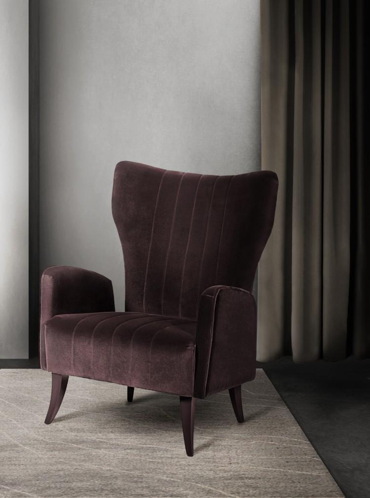 Purple Shade Upholstery Inspirations