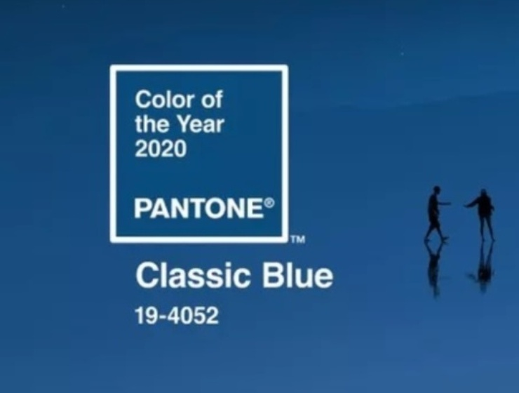 Pantone's Colour of the Year - Classic Blue pantone Pantone's Colour of the Year – Classic Blue Pantones Colour of the Year Classic Blue 2