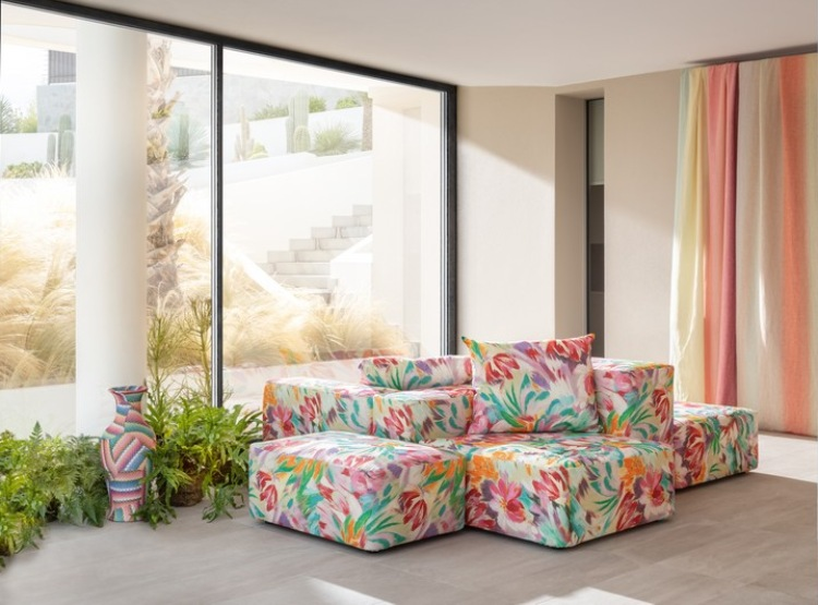 Missoni Home and Furniture Inspired in Art, Nature and Textures missoni home Missoni Home and Furniture Inspired in Art, Nature and Textures Missoni Home and Furniture Inspired in Art Nature and Textures 1