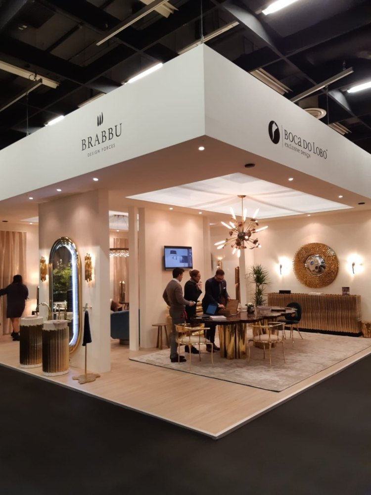 imm Cologne 2020 – BRABBU and Covet House's Stand imm cologne 2020 imm Cologne 2020 – Take a Look at BRABBU's Stand imm Cologne 2020     BRABBU and Covet House   s Stand 1