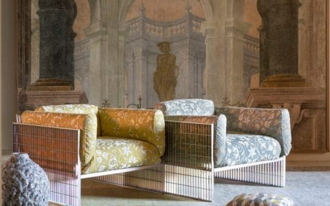 New Textile Collection by Rubelli - Everything You Need to Know