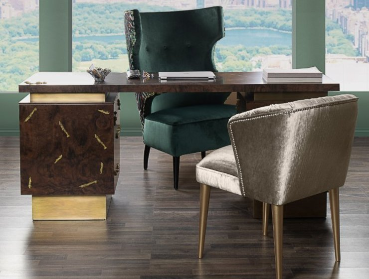 Fierce Upholstery For Your Home Office Covering All Design Styles home offices Fierce Upholstery For Your Home Offices: Covering All Design Styles Fierce Upholstery For Your Home Office Covering All Design Styles 4 1