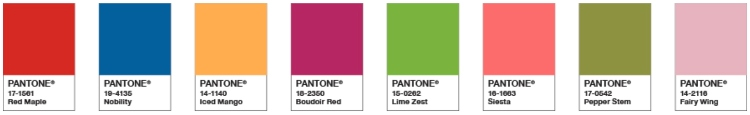 Pantone 2021 Colour Trends pantone 2021 spring summer colour trends Pantone 2021 Spring Summer Colour Trends Pantone 2021 Colour Trends 2