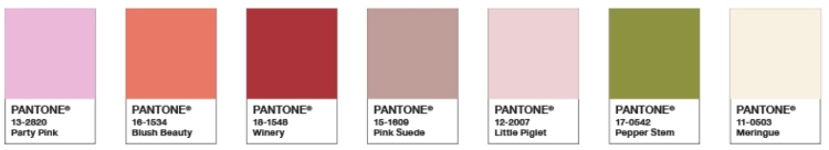 Pantone 2021 Colour Trends pantone 2021 spring summer colour trends Pantone 2021 Spring Summer Colour Trends Pantone 2021 Colour Trends
