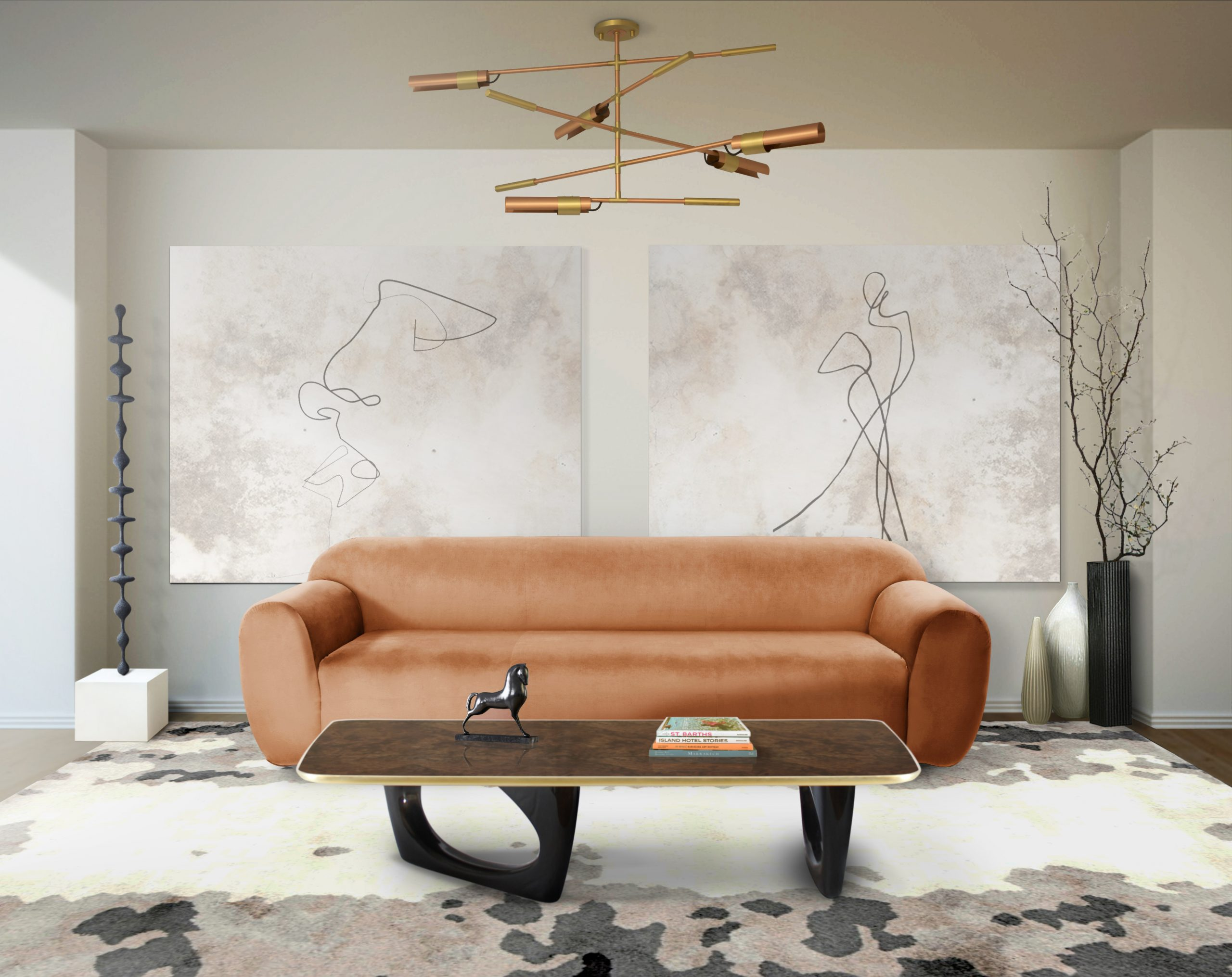 Modern Sofas-OTTER Sofa modern sofas Modern Sofas to Decor Your Room Modern Sofas OTTER Sofa scaled
