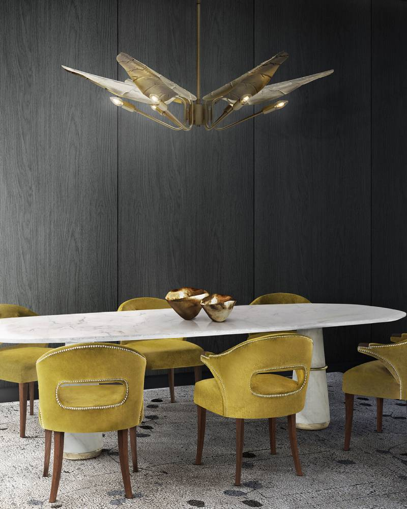 5 Inspiring Examples of Dining Chairs 5 inspiring examples of dining chairs 5 Inspiring Examples of Dining Chairs NANOOK Dining Chair