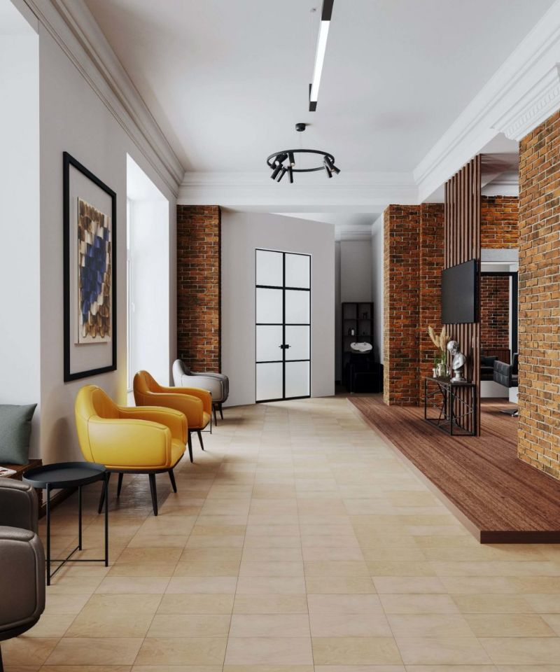 demivista Demivista – Upholstery Ideas for Living Rooms Demivista 8 Beauty Salon in Loft Style