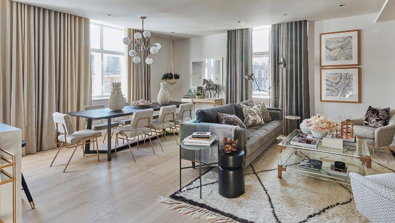 Hubert Zandberg Interiors, Upholstery Choices For Luxury Projects