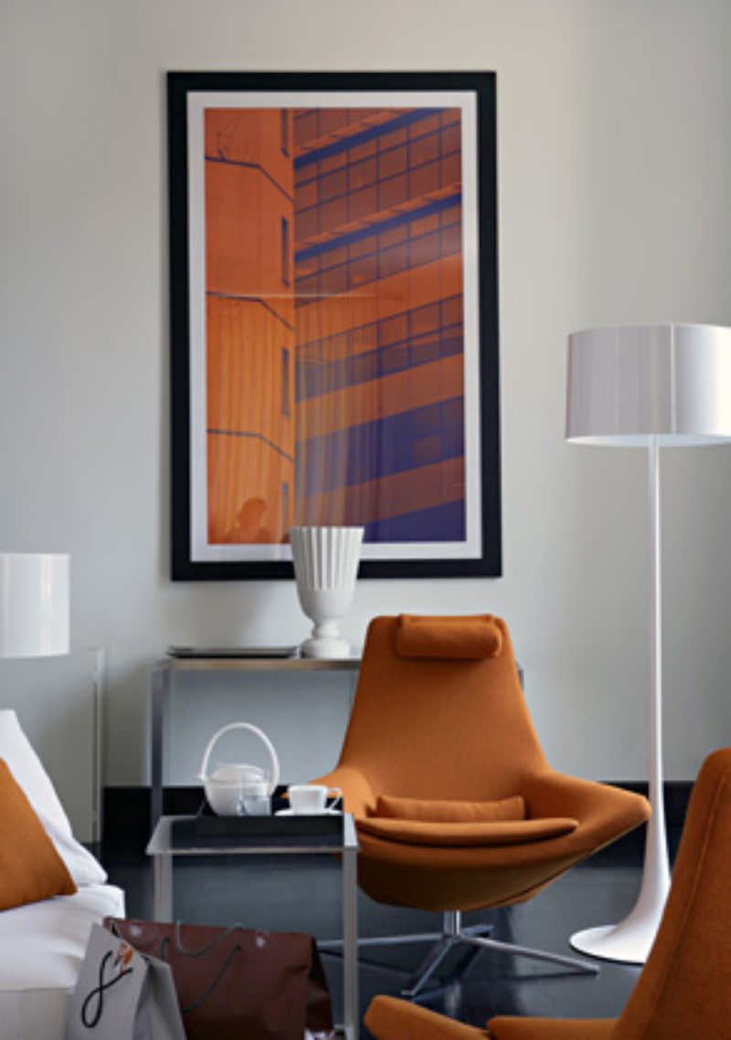 Tommaso Ziffers Interior Design Projects with Upholstered Furniture that will amaze you