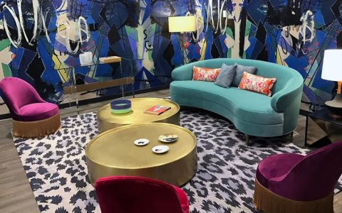 Apartment 48 New York apartment 48 Apartment 48 – Best Projects With Colourful Modern Upholstery Apartment 48 New York 480x300