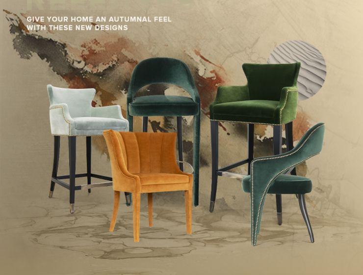 autumn colours upholstery fabrics
