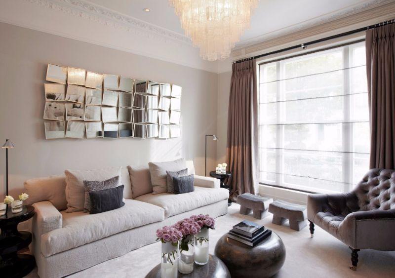 Fiona Barratt - Spectacular Upholstery Ideas for Living Rooms - Contemporary Living Room Design