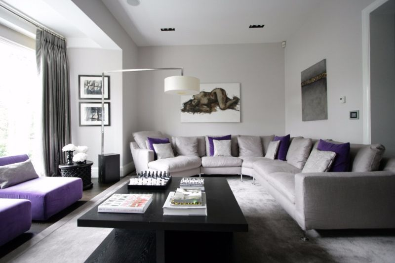 Fiona Barratt - Spectacular Upholstery Ideas for Living Rooms - Modern Upholstery Living Room Design