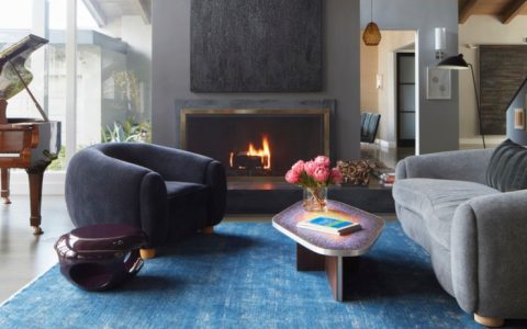 The best upholstery options by Oliver Furth