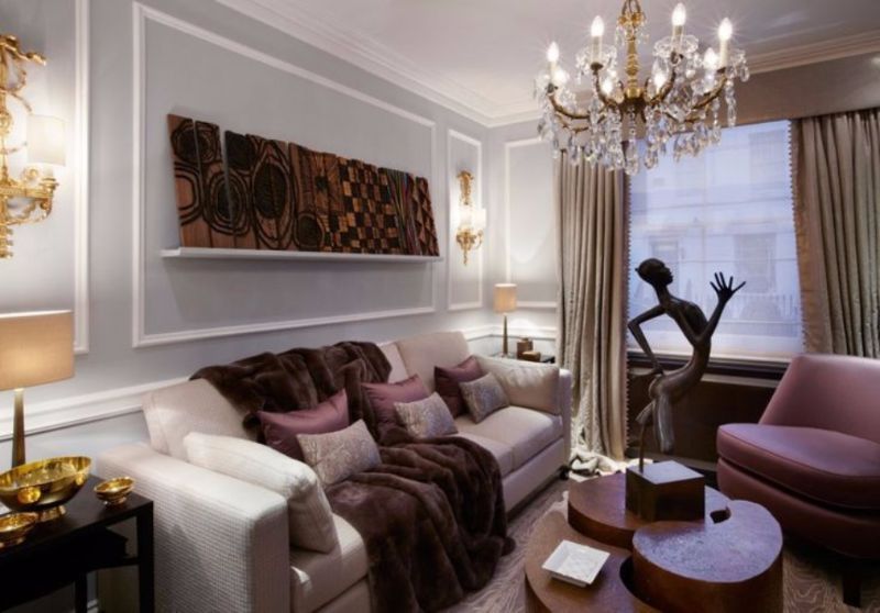 Fiona Barratt - Spectacular Upholstery Ideas for Living Rooms - Classic Modern Living Room Project