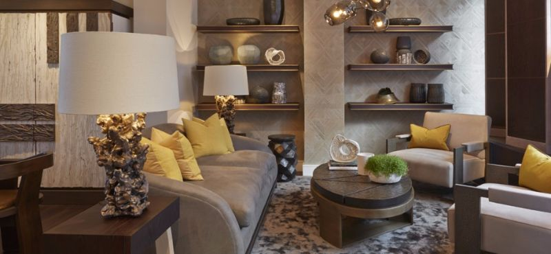 Fiona Barratt - Spectacular Upholstery Ideas for Living Rooms - Elegant and Contemporary Living Room Design